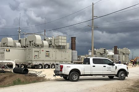 Saber Power Emergency Response